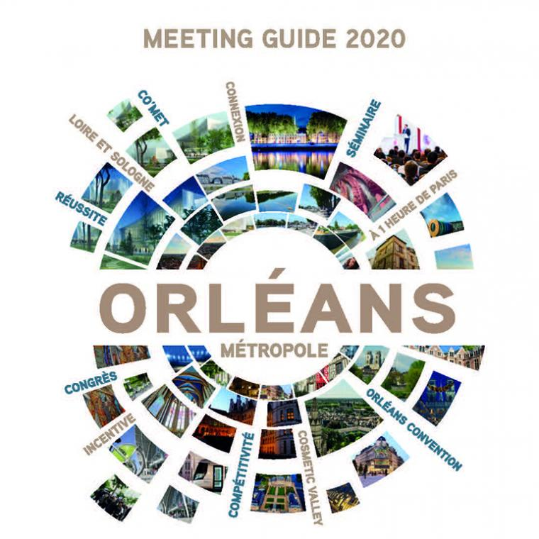 Couverture du meeting guide 2020